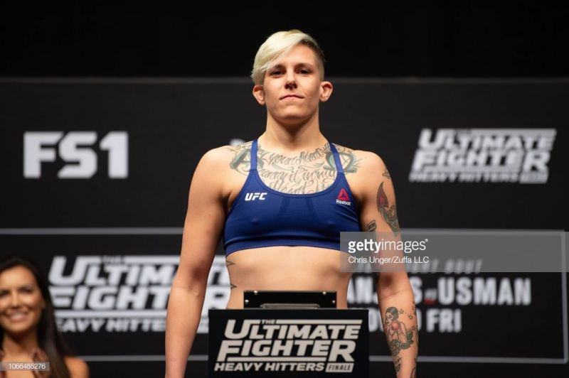 TheUltimateFighter28FinaleMacyChiassonMakes