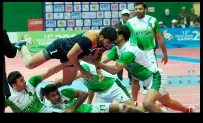 Asian Kabaddi Championships 2017 Live score: India vs