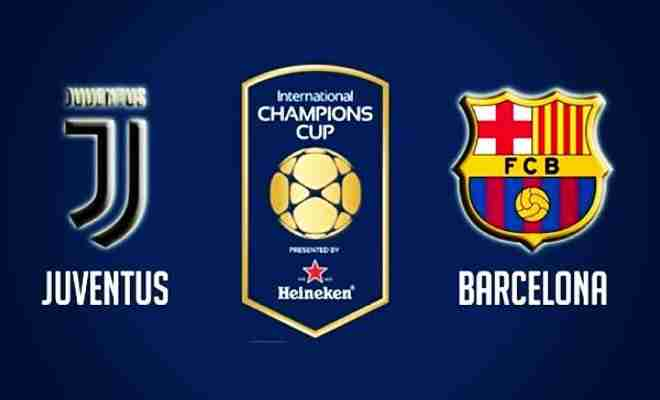 Barcelona vs Juventus, Live Score and Commentary ...