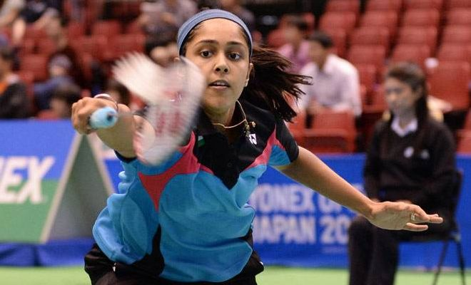 Tanvi Lad moved into the second round of the 2015 Canada Open after beating Jamie Subhandi of the United States 21-11 21-14 in 28 minutes in the opening round of the competition.