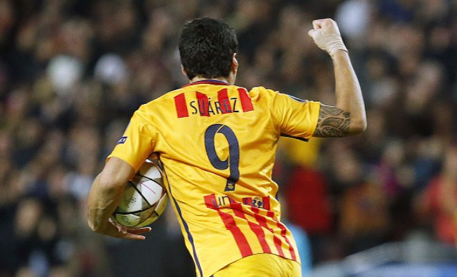 74': GOOOAAALLL! It's Luis Suarez again! Dani Alves crosses the ball into the box and Suarez heads it home from near the penalty spot. Oblak was wrong-footed and reacted too late.