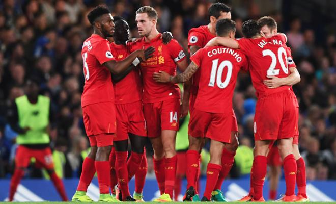 FULL TIME: Chelsea 1-2 Liverpool