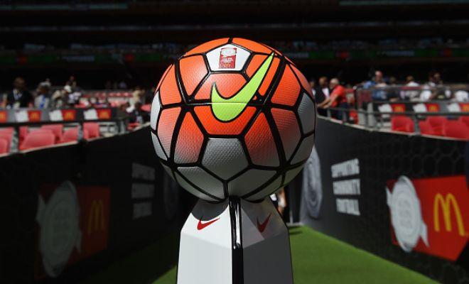 Match ball for the season.