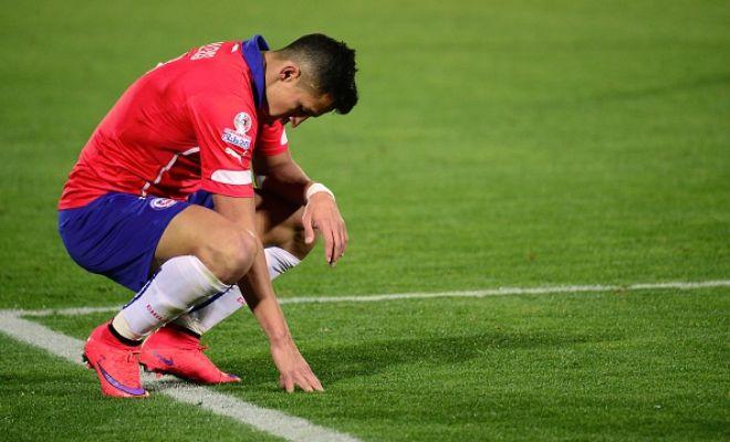 Chile 3-3 Mexico (Vidal 2x, Vargas; Vuoso 2x, Jimenez)