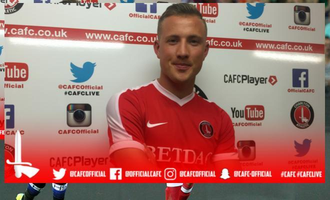 DONE DEAL!Burnley's Fredrik Ulvestad has joined Charlton on a season long loan