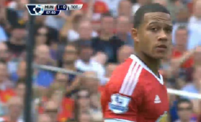 A promising debut from Memphis tonight. Didn't really look happy after he was taken off.