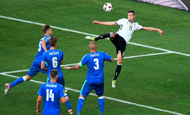 This is Draxler's crowning moment of a man of the match performance