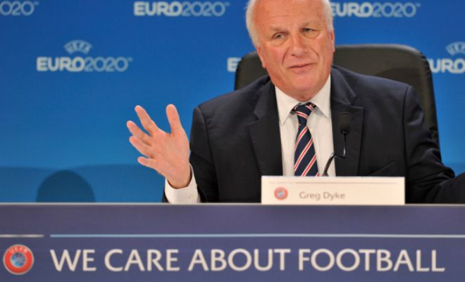 FA chairman Greg Dyke calls for possible Russia 2018 boycott | Football News | Sky Sports