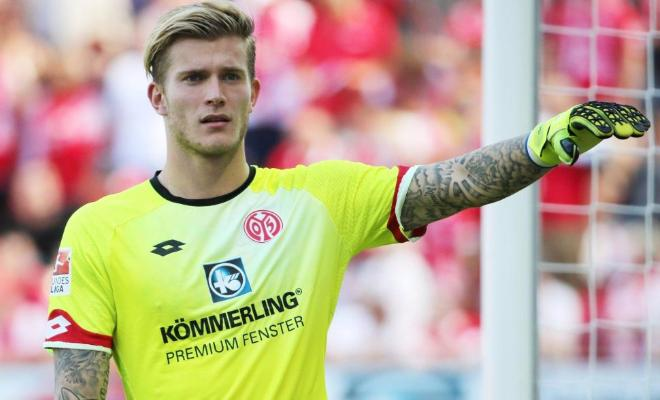 Keep your mouth shut and do your job' - Phil Neville on Liverpool goalkeeper Loris Karius