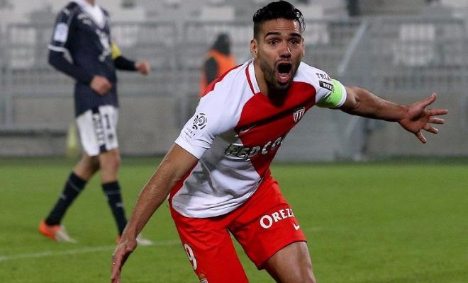 Falcao has now scored 14 goals in 16 games for AS Monaco this season. Comeback on the cards?