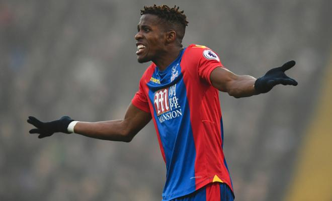 TOTTENHAM PLOTTING A MOVE FOR ZAHA!Tottenham Hotspur are preparing to test the regime change at Crystal Palace with a £30m move for Wilfried Zaha after failing with a £12m bid in the summer.