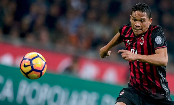 "BACCA WON'T LEAVE MILAN!Carlos Bacca will not leave AC Milan in January, according to his team-mate Suso. Bacca is on West Ham's radar as Slaven Bilic looks to bolster his attacking options in the January transfer window. ""I think so, I ask him and he tells me that he is very happy, I see him very happy. I tell you yes (he will stay), although we know that in football, everything changes from one moment to another. The truth is that the best thing for us is that he does not move,"