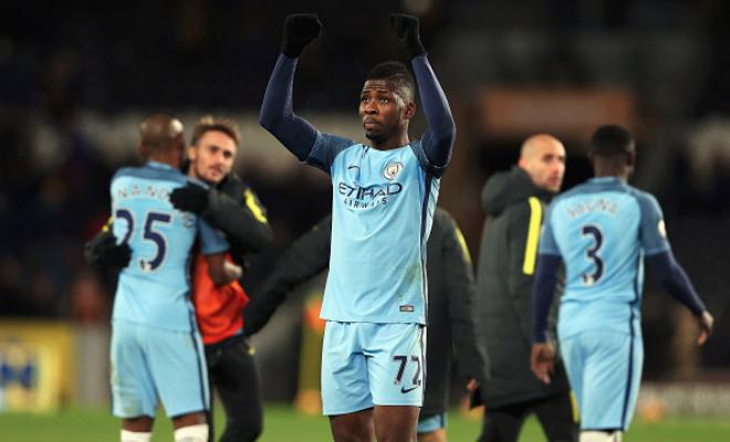 Kelechi Iheanacho has the best minutes-per-goal ratio than any other Premier League striker EVER with a goal every 95.6 minutes.