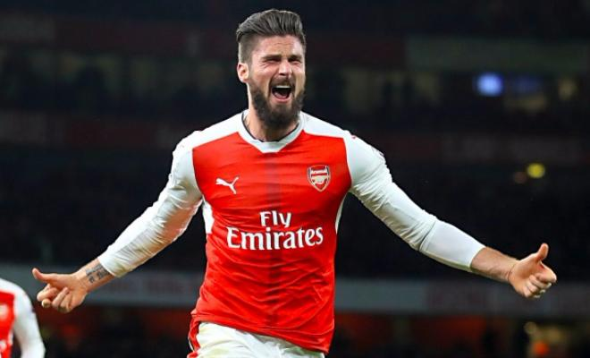Giroud close to new Arsenal dealOlivier Giroud will renew his Arsenal contract very soon, even as the French striker admitted that it had been a tough recent period for him.Giroud has been important for Arsenal, coming off the bench and scoring vital goals. The most recent of those was the 87th-minute winner he scored against West Brom on Boxing Day.