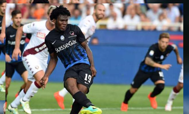 Chelsea launch €25 million bid for KessieFrance Footballsays that Chelsea will beat Manchester United to the signing of the Atalanta starlet Franck Kessie, and will put in an official bid soon after the winter transfer window opens.