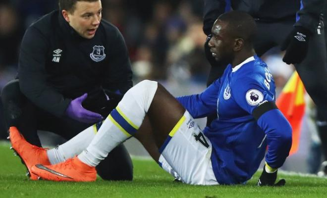 Everton winger Yannick Bolasie will undergo a knee surgery after he picked up a knock in their 1-1 draw against Manchester United. The DR Congo international is likely to be out for the rest of the season after suffering a serious ligament damage and will miss the AFCON in Gabon next month. Everton boss Ronald Koeman had previously hinted about his interest in Memphis Depay and Bolasie's injury could mean that the deal is likely to happen.