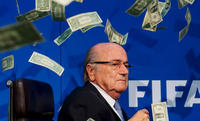 Sepp Blatter has lost his Court of Arbitration for sport appeal against a six year ban by FIFA. Blatter said in a statement the judgement was
