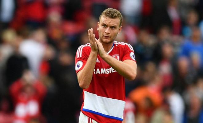 Ben Gibson has been told he is going nowhere in January, with Middlesbrough slapping a £35m price-tag on him to try to scare off Chelsea.