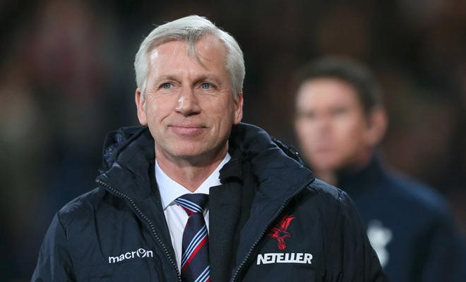 ALAN PARDEW GEARING UP FOR JANUARY TRANSFER WINDOWCrystal Palace have placed Aston Villa striker Rudy Gestede and Tottenham Hotspur left-back Ben Davies on their list of January transfer targets.