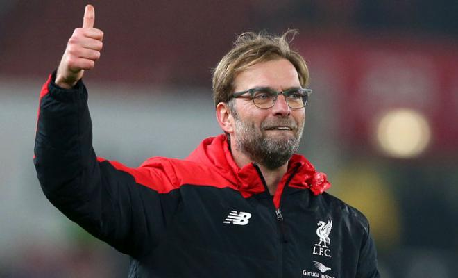 JURGEN KLOPP BACKING LIVERPOOL YOUNGSTERS