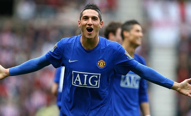 MACHEDA REVEALS THAT HE RECEIVED AN ENCOURAGING CALL FROM ALEX FERGUSON