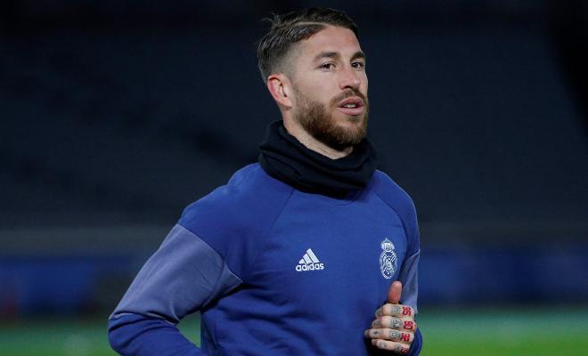 Carlo Ancelotti on Sergio Ramos: