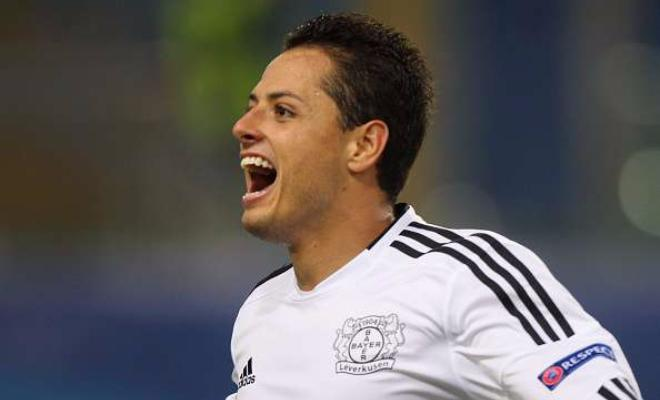 VALENCIA WANT CHICHARITO!The La Liga side have reportedly made a move for Bayer Leverkusen striker, Javier Hernandez.The striker has been in fine form ever since he joined the German side.