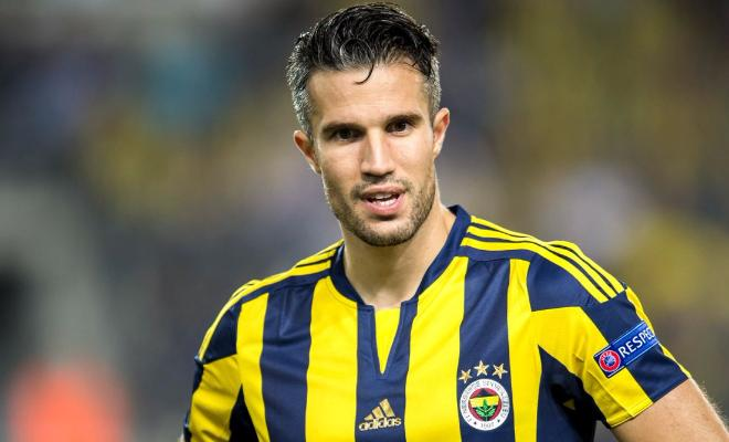 Robin Van Persie to China!?Former Manchester United and Arsenal striker is reportedly set for a move to China in January!Fenerbahce are set to make a PROFIT on him - he's set to be sold for £11M!