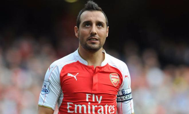 CAZORLA BACK TO SPAIN?Atletico Madrid, Sevilla and Valencia are eyeing a move Santi Cazorla - who's contract expires in June 2017.He's free to sign a pre-contract with any club outside England.
