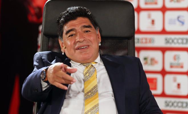 Diego Maradona is very impressed with Jurgen Klopp at Liverpool!Jurgen Klopp has completely revolutionised the Liverpool squad ever since he has taken over and now he has received some high praise from Argentine legend Diego Maradona: