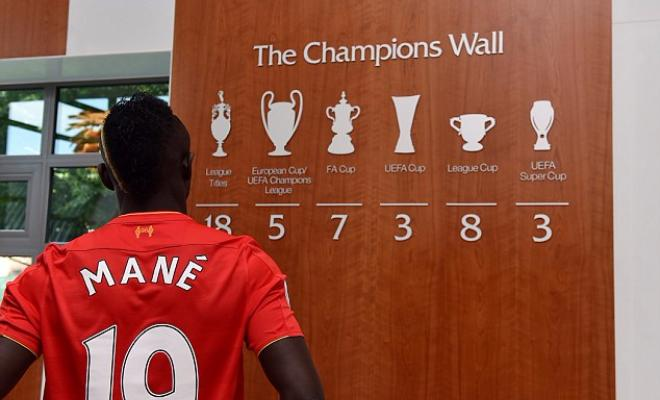 LIVERPOOL WILL BEAT UNITED, SAYS MANELiverpool winger Sadio Mane is confident that his side will emerge victorious in tonight's game. He said