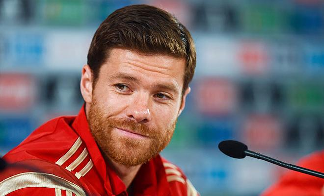 XABI ALONSO FEELS THAT MANCHESTER UNITED CANNOT AFFORD TO LOSE TO LIVERPOOL The former Liverpool general said