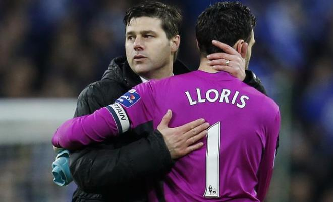 LLORIS IS ONE OF THE BEST KEEPERS IN THE WORLD, SAYS POCHETTINO Hugo Lloris has been hailed by his manager, with the Spurs coach saying