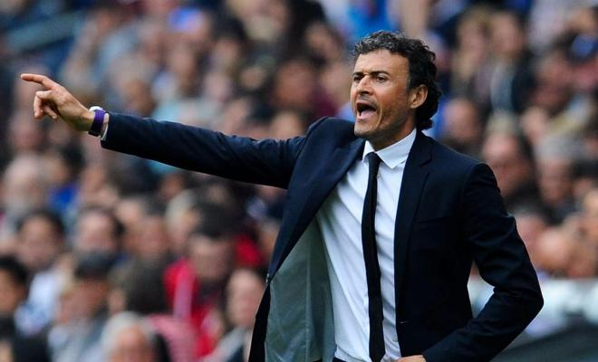 BARCA COACH LUIS ENRIQUE FEELS THAT THE GAME AGAINST MAN CITY IS A CLASSICThe former midfield player spoke about the magnitude of the game, saying