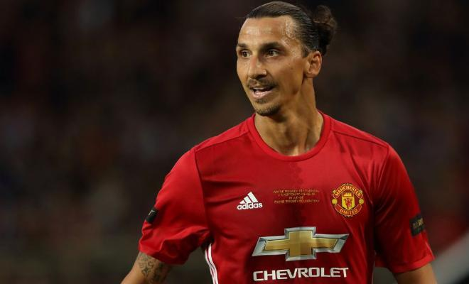 ZLATAN BELIEVES THAT HE CAN PLAY TILL 50