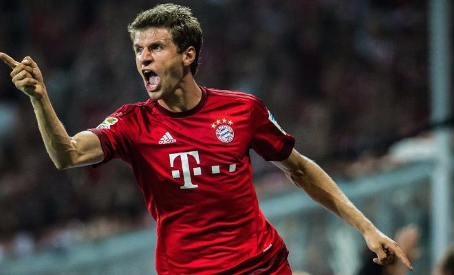 THOMAS MULLER SAYS BAYERN ENJOYED THEIR WIN AGAINST PSVThe forward said