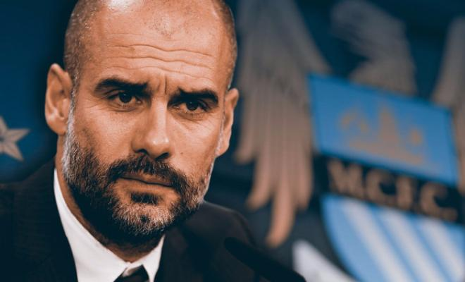 "PEP GUARDIOLA EXPLAINS WHY HE DROPPED AGUEROThe Catalan coach explained his controversial by saying ""I want more midfield players, that is why [I dropped Aguero]."