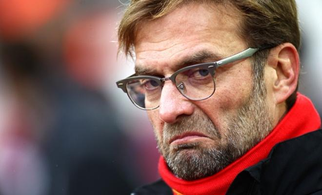 JURGEN KLOPP CALLS HIMSELF A LUCKY B******The Liverpool coach spoke regarding the new development within Anfield and he said