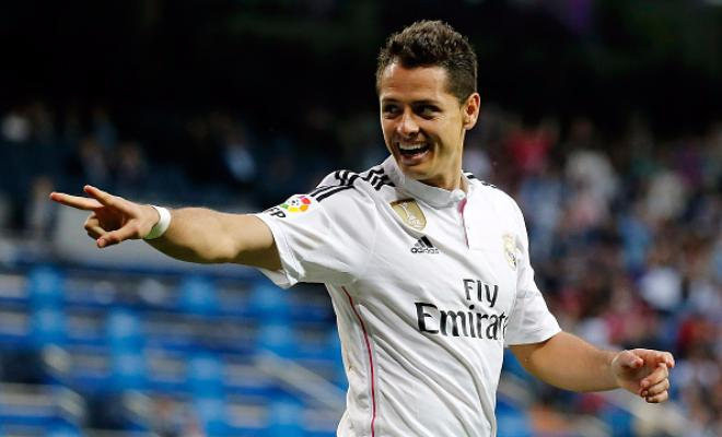 REAL MADRID WANT CHICHARITO BACK!According to Fox Sports, Real Madrid club director Manuel Cerezo was quoted saying