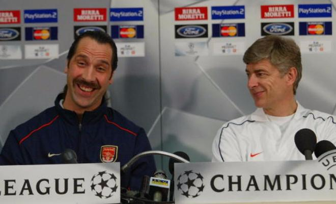 ARSENE WENGER DESERVES A NEW CONTRACT - DAVID SEAMANSpeaking to BBC, Seaman said: