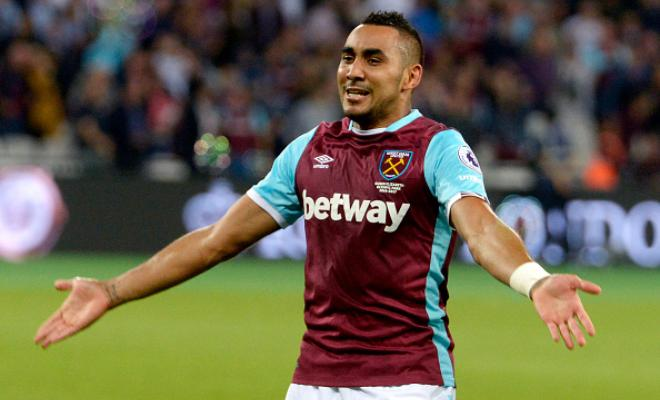 Dimitri Payet wanted to move to Real Madrid, but West Ham did not let him go! I am sure Payet is not regretting his decision now :P