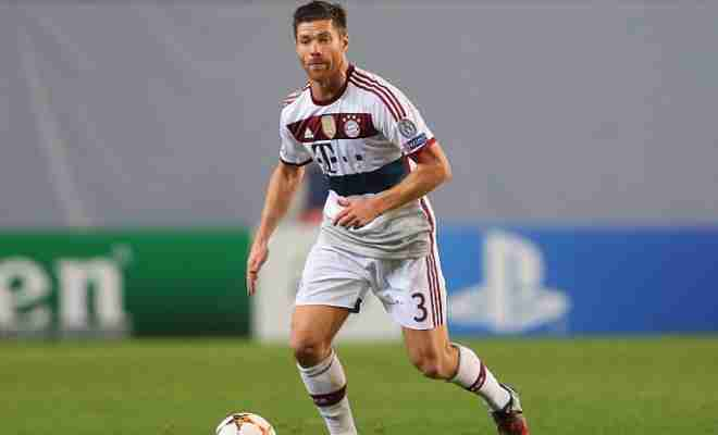 XABI ALONSO TO END HIS CAREER AT BAYERNSpaniard Xabi Alonso has indicated that Bayern will be his club in the professional game, saying