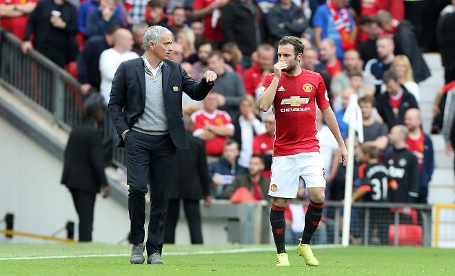 MATA TO BE OFFERED NEW CONTRACTJuan Mata is