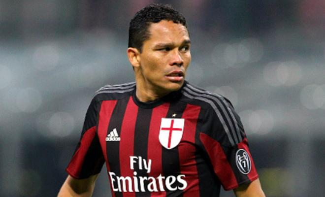 BACCA TO PSG?PSG have set their sights on signing Carlos Bacca from AC Milan in January. The striker is in red-hot form and has attracted the interest from the Ligue 1 side.