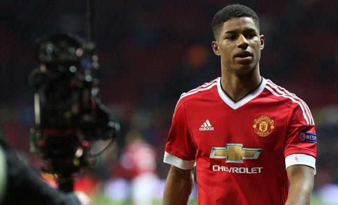 FERDINAND BELIEVES RASHFORD IS THE BEST STRIKER IN THE COUNTRYRio Ferdinand thinks Marcus Rashford merits a place in the England squad, saying