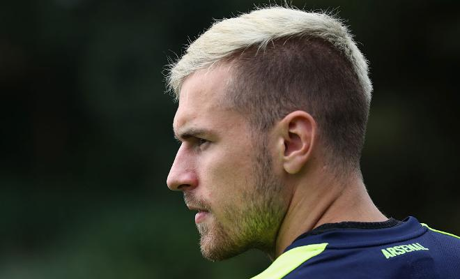 RAMBO TO MISS OUT FOR WALESArsenal midfielder Aaron Ramsey is set to be absent for during the international break when the Euro 2016 semi-finalists continue their World Cup qualifying campaign against Austria and Georgia next week.