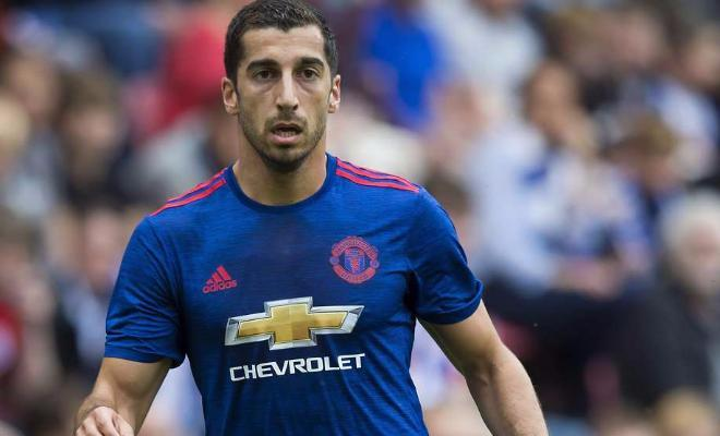 Speaking to Sky Sports, Henrikh Mkhitaryan no regrets over joining Manchester United.
