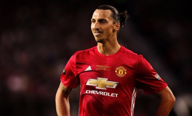 HAPPY ZLATAN, BIRTHDAY!Zlatan Ibrahimovic is 35 years old today!