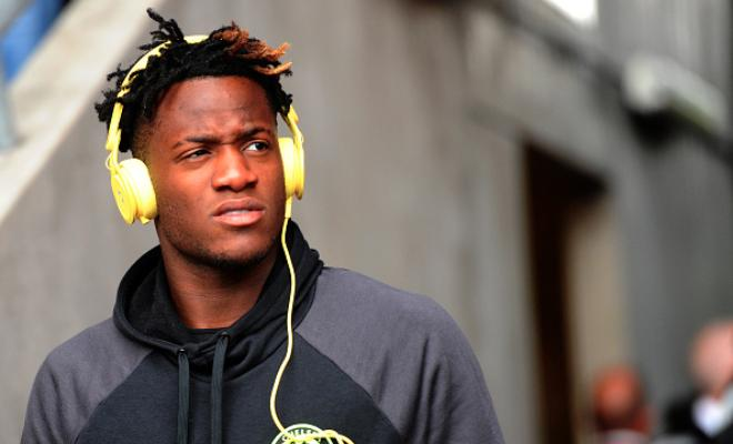BATSHUAYI TO LEAVE CHELSEA ON LOAN?Chelsea striker, Michy Batshuayi is a loan target for former club, Marseille with the 23-year-old having struggling for first-team chances at Stamford Bridge.