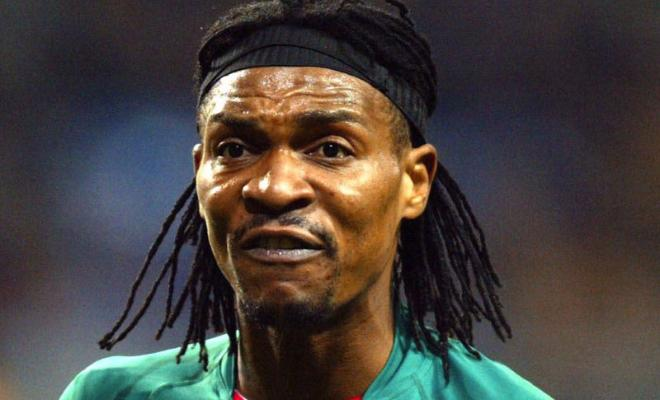FOOTBALL WORLD COMES TOGETHER FOR RIGOBERT SONGThe Cameroonian football legend Rigobert song suffered from a stroke recently and is alledged to be in a critical condition. Football legends such as Robbie Fowler and Samuel Eto'o have sent in their best wishes. Let's join the footballing world in praying for the full recovery of one of Cameroon's proudest sons.